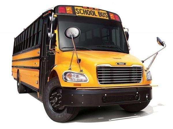 Thomas School Bus by Telin Transportation Group