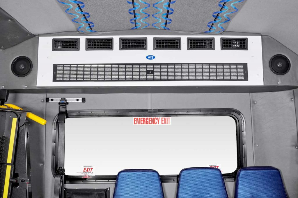 Commercial Bus HVAC by Telin Transportation Group