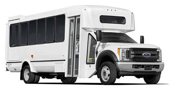 Curch Bus Sales by Telin Transportation Group