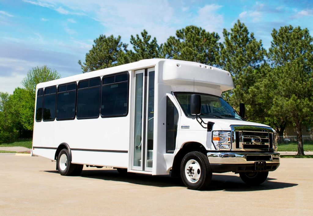 Daycare Bus by Telin Transportation Group