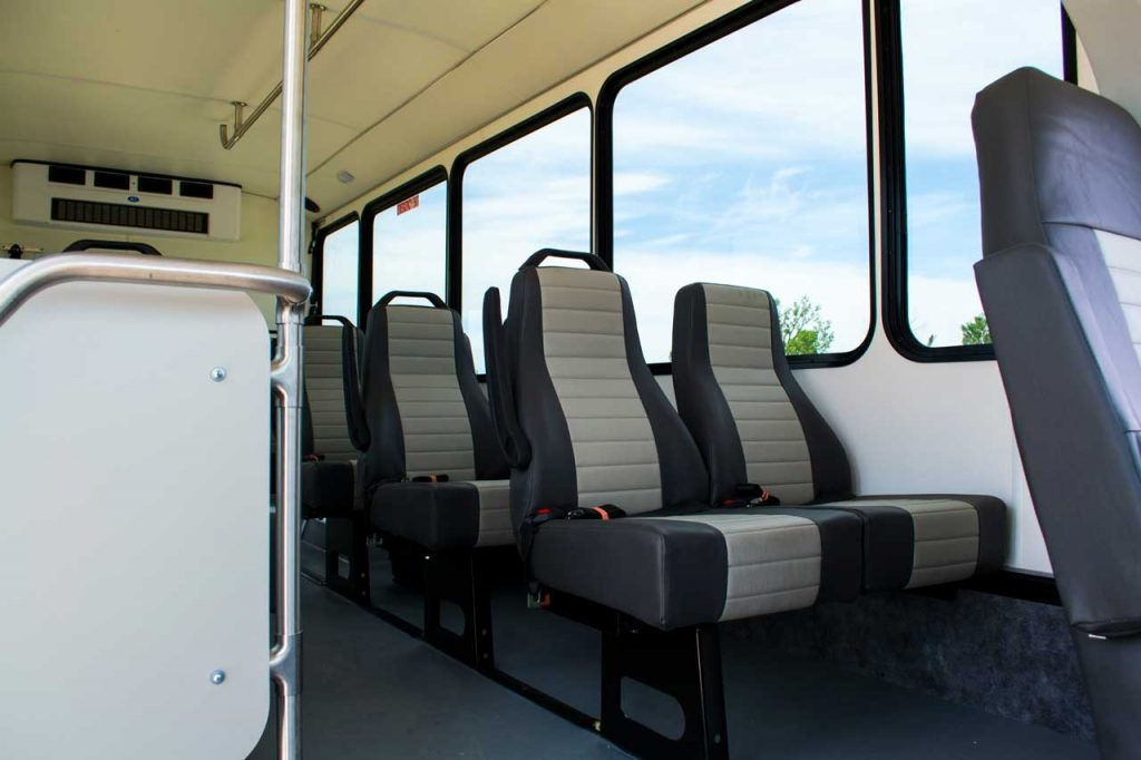 Bus Seating by Telin Transportation Group