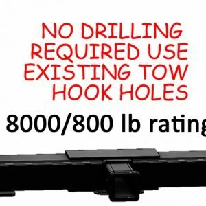 TRAILER HITCH R4-001